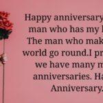Anniversary Message For Boyfriend