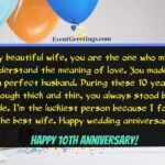 Anniversary Note To Wife Twitter