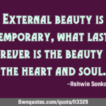Beauty Is Temporary Quotes Twitter