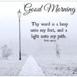 Bible Verses Good Morning Images Tumblr
