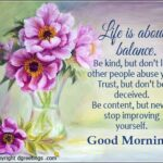 Blessed Morning Quotes Images Facebook