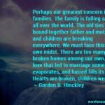 Broken Family Child Quotes Tumblr