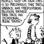 Calvin And Hobbes Deep Quotes Tumblr