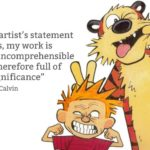 Calvin And Hobbes School Quotes Pinterest