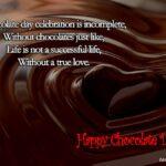 Chocolate Status In English Twitter