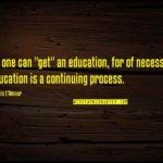 Continuing Education Quotes