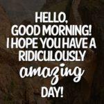Crazy Good Morning Quotes Facebook