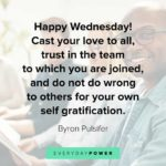 Cute Wednesday Quotes