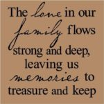 Deep Quotes About Family