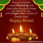 Diwali Well Wishes