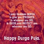 Durga Puja Wishes Quotes Twitter