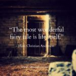 Fairytale Quotes About Life Pinterest