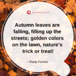 Fall Family Quotes