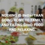 Family Food Quotes Twitter