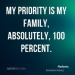 Family Is My Priority Quotes Tumblr