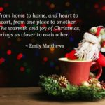 Famous Christmas Quotes Facebook