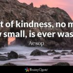 Famous Quotes About Kindness Twitter