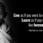 Famous Saying Of Mahatma Gandhi Tumblr