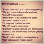 Famous Scottish Sayings Pinterest