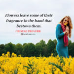 Flower Beauty Quotes Tumblr