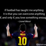 Football Quotes By Famous Players Tumblr