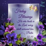Friday Blessing Quotes Images Twitter