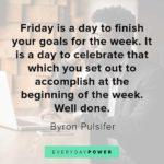 Friday Sales Motivation Pinterest