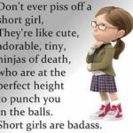 Funny Quotes About Being Short In Height Tumblr