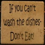 Funny Quotes About Washing Dishes Twitter