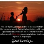 Good Evening Quotes For Her Pinterest