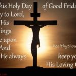 Good Friday Prayers Quotes Pinterest