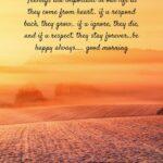 Good Morning Beautiful Sayings