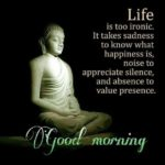 Good Morning Buddha Quotes With Images