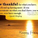 Good Morning Friday Inspirational Quotes Tumblr