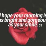 Good Morning Gorgeous Quotes For Her