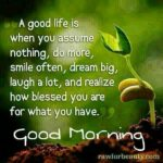 Good Morning Images On Life Facebook