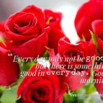 Good Morning Images With Beautiful Flowers And Quotes Twitter