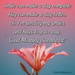 Good Morning Message For My Crush Pinterest