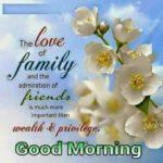 Good Morning Messages For Family Twitter