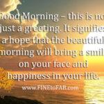 Good Morning Morning Quotes Tumblr