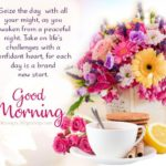 Good Morning Pic Messages Facebook