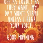 Good Morning Saying For Her Twitter