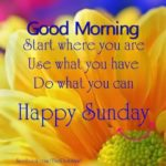 Good Morning Sunday Quotes And Images Twitter