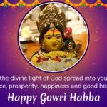 Gowri Festival Wishes Pinterest
