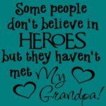 Grandfather And Granddaughter Sayings Facebook