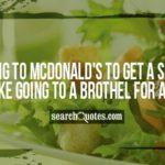 Green Salad Quotes Facebook