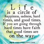 Happiness After Sadness Quotes