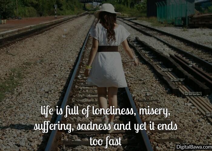 Happy Alone Quotes Pinterest