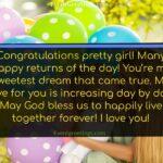 Happy Birthday Pretty Girl Pinterest