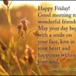 Happy Friday Good Morning Quotes Facebook